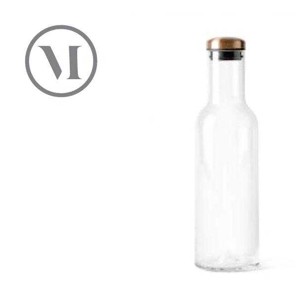 MENU New Norm Bottle Carafe w. Copper Lid ニューノーム ボトルカラフェ コッパー蓋付 1.0L 4680239 Dining キッチン雑貨 水差し
