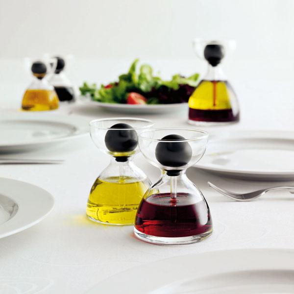 MENU Pipette Glass w. Tray ピペットグラス150ml 2P+トレイセット 4722929 Dining キッチン雑貨 調味料入れ