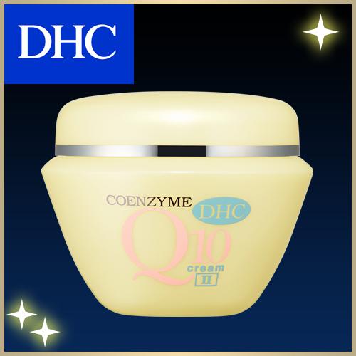 ! 辅酶 Q10 辅酶会导致皮肤起高浓度配方 DHC Q10 霜 II 10P23Sep15