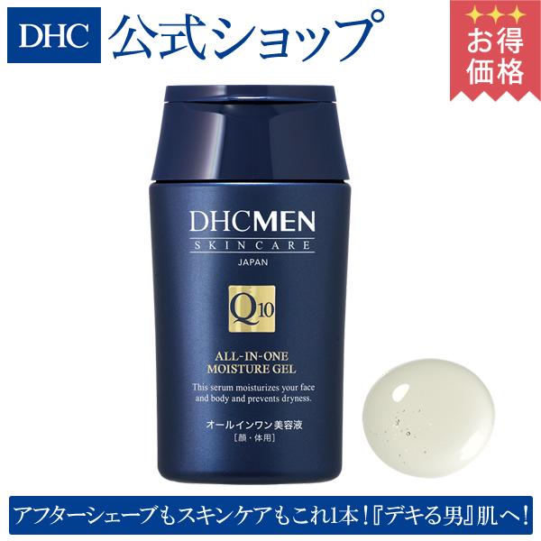 在这个皮肤 (乳液,精华,乳液、 面霜、 须后水,身体霜)! DHC 男性多功能一体湿凝胶 10P19Dec15 (脸和身体保湿霜)