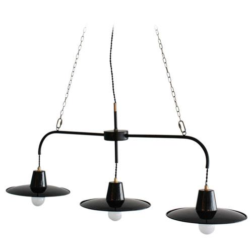 【アウトレット B品】バチーノ フラット3 ペンダントランプ Bacino-flat3 pendant lamp |LED対応 ペンダントライト デザイン照明 DI CLASSE ディクラッセ |インダストリアル ビンテージ アンティーク モダン おしゃれ