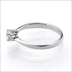 婚約指輪 エンゲージリング卸直営 ダイヤモンド 0 274ctGカラー VVS2 EXCELLENT H C 3EXプラチナ Pt900 鑑定書付き ラウンドブリリアント メレ 立て爪v6mf7yYIbg