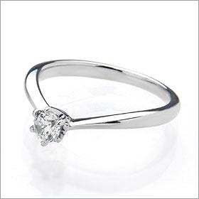 婚約指輪 エンゲージリング!  卸直営!ダイヤモンド 0.320ct  Gカラー VS2 EXCELLENT H&C 3EX   プラチナ(Pt900)鑑定書付き ラウンドブリリアント ソリティア 立て爪
