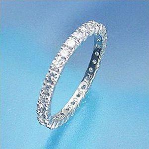 フルエタニティリング ダイヤモンド約0.50ct Pt900(プラチナ) PT/pt 【送料無料】 10P03Dec16