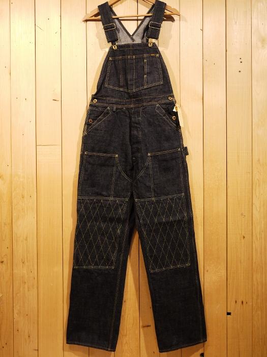 TROPHY CLOTHING トロフィークロージング 1603W WKNEE MECHANIC OVERALLS オーバーオール ダブルニー