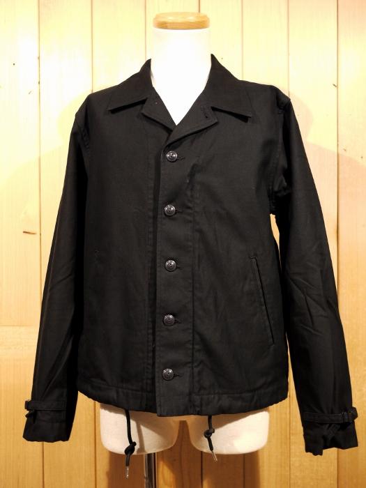 TROPHY CLOTHING トロフィークロージング N-4 TR.mfg. ブラック ミリタリー フライトジャケット