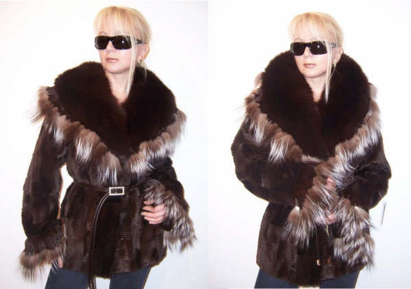 Rakuten Made fur diamond order jacket Market ROYAL to c Global qTCx7xwRn