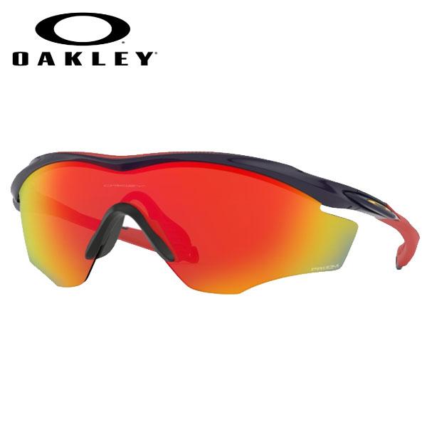 サングラス スポーツ アイウェア オークリー OAKLEY M2 エムツー NAVY/prizm ruby (あす楽)
