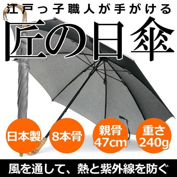クーポン配布中★日傘 スパッタリングメッシュ シルバーグレー スライドショート 日本製 【Nouvel Japonais】 かさ カサ