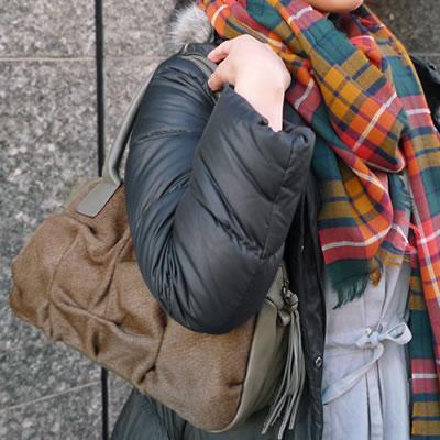 イタリア製ボストンショルダーバッグ本革レザー&ハラコ 【91 esima UTOPIA by Falor】ファロール<ロゼッタ>|レディース かわいい 斜めがけバッグ/おしゃれ/レザーバッグ/ボストンバッグ バック/送料無料 ボストンバッグ ボストン おしゃれ キャロン国 旅行