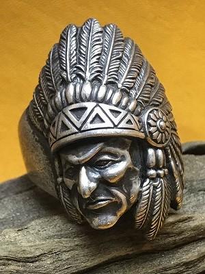 インディアンチーフリング