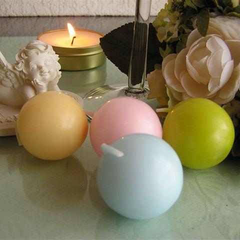 キャンドル アソート 無香料 通信販売 インテリア ろうそく 高価値 Candle キャンドルナイト フローティングボールキャンドルアソート4色12個セット結婚式やイベントに Floating Ball