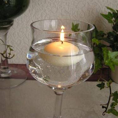 Favorites Such As Wine Gles And Gl To The Candle Floats On Water Enjoy Instrument It Is
