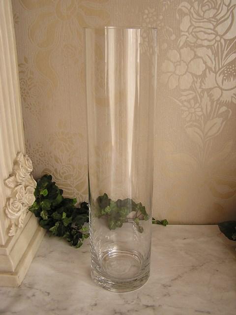 キャンドルホルダー 至上 フローティングキャンドル用 ガラス インテリア マート クリアグラスキャンドルホルダー水に浮かべるフローティングキャンドル用 雑貨 シリンダーグラス400
