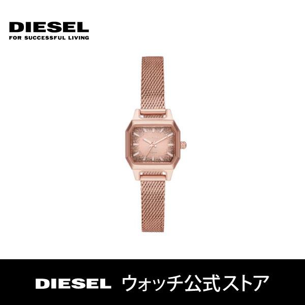 【スーパーセール期間限定!ポイント14倍!】2019 秋の新作 ディーゼル 腕時計 レディース DIESEL 時計 DZ5593 CALLIE 24mm 公式 2年 保証