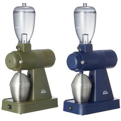【動画で確認!】Kalita(カリタ) 日本製 業務用電動コーヒーミル コーヒーグラインダー NEXT G ネクストG