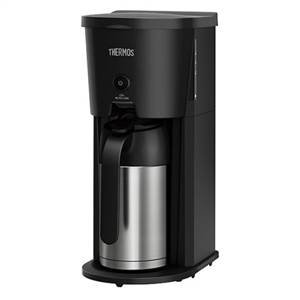 THERMOS(サーモス) 真空断熱ポットコーヒーメーカー ECJ-700 BK※2020年6月上旬入荷分予約受付中