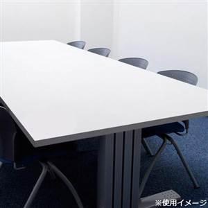 貼ってはがせるテーブルデコレーション 90×2000cm W(ホワイト) KTC-白無地