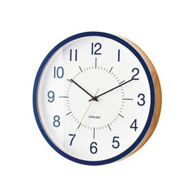 【予約商品】ウォールクロック 掛け時計 Lefteoレフテオ CL-3709BL※2020年8月下旬入荷分予約受付中
