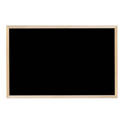 馬印 木枠ボード ブラックボード 900×600mm WOEB23【予約受注生産品です。納期が掛かります】
