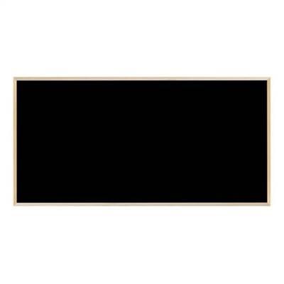 馬印 木枠ボード ブラックボード 1800×900mm WOEB36【予約受注生産品です。納期が掛かります】
