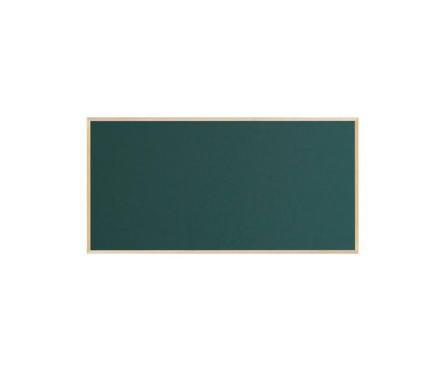 馬印 木枠ボード スチールグリーン黒板 1800×900mm WOS36【予約受注生産品です。納期が掛かります】