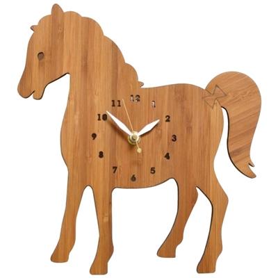 Made in America DECOYLAB(デコイラボ) 掛け時計 HORSE うま※2020年8月中旬入荷分予約受付中