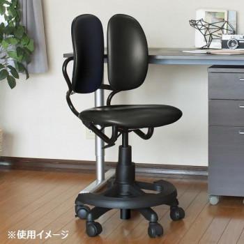 【予約商品】回転椅子 DR-289BY (BLACK)※2020年9月下旬入荷分予約受付中