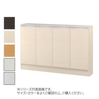 つかみやすいハンドルの扉付き収納棚 TAIYO MIOミオ ミドルオーダー収納 訳ありセール 返品交換不可 格安 7595 S
