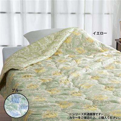 ロマンス小杉 V&A 真綿肌掛けふとん(アネモネ柄) 150×210cm 2802-2382
