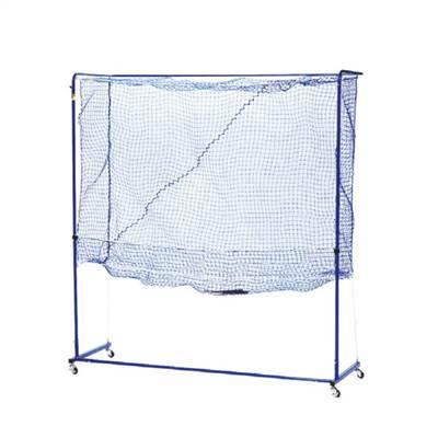 卓球トレメイト 多球練習用ネット製ゲージ 42-287 ブルー 組立式 組立式 スタンダード ブルー 42-287, ゴショウラマチ:daf7bec6 --- sunward.msk.ru