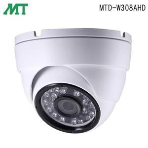 マザーツール フルハイビジョン 防水型 AHD ドームカメラ MTD-W308AHD