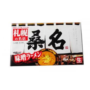 【高い素材】 銘店シリーズ 箱入 札幌ラーメン 桑名 2人前 30箱, あさひやまストアー cc86e0eb