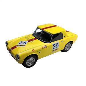First18/ファースト18 ホンダ S800 レーシング 1968年鈴鹿12時間 1/18スケール F18-015