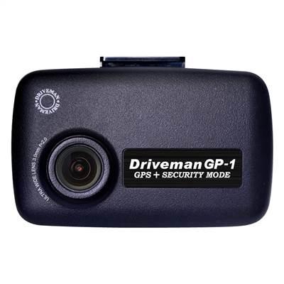 ドライブレコーダー Driveman(ドライブマン) GP-1 フルセット 3芯車載用電源ケーブルタイプ GP-1F