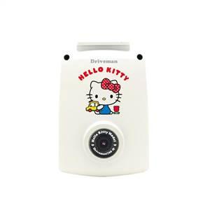 ドライブレコーダー Driveman(ドライブマン) 720α シンプルセット HelloKittyモデル シガーソケットタイプ HK-720A-CSA4