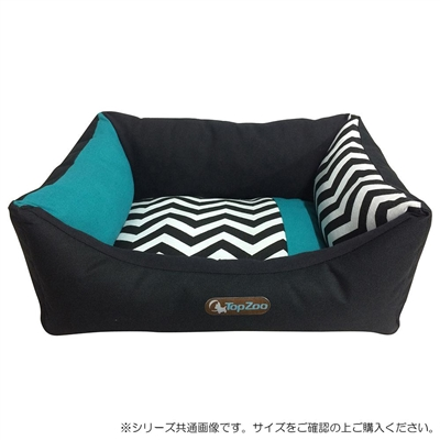 TopZoo ペット用ベッド ドゥドゥコージー イビザ L
