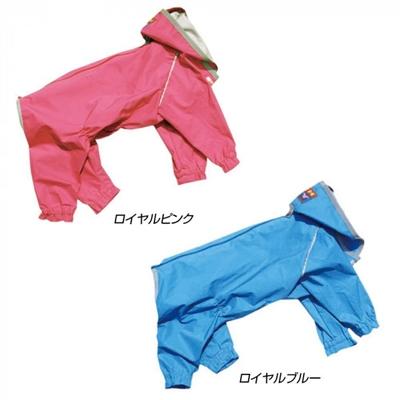 ペットグッズ 犬用品 ドッグウェア レインコート JコートW 普通犬用 4号 2403W085
