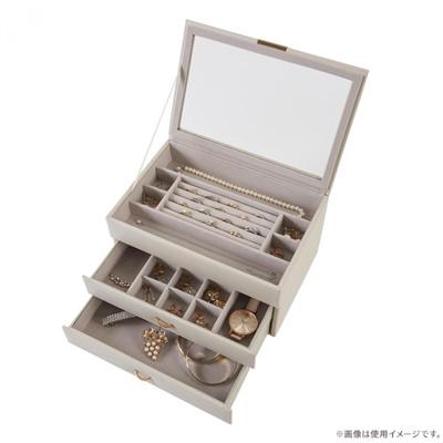 茶谷産業 Jewel Case Collection アクセサリーケース ジュエルケース 240-668