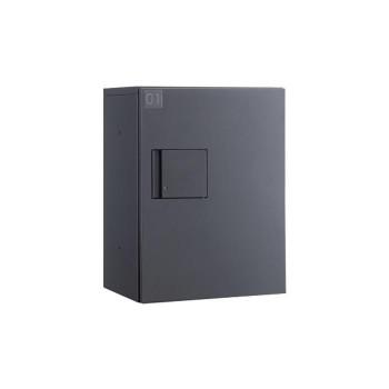 いつでも宅配物を受け取れる ダイケン セール商品 共有仕様宅配ボックス 前入れ前出し ダークグレー 感謝価格 TBX-F1S-G