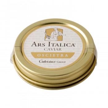 北イタリアで養殖されたキャヴィア 定番キャンバス アルスイタリカ 与え イタリア産キャビア オシェトラ 7204※2021年9月中旬入荷分予約受付中 ロイヤル 約20g フレッシュ