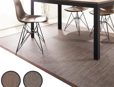 床暖房対応 リビング スミノエ 250 ラグ 撥水 3畳 撥水ダイニングラグ 定番スタイル 長方形 三畳 カーペット 250x220cm 保証 〔ツイード〕