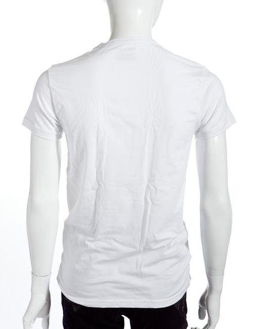 아르마니엔포리오아르마니 Emporio Armani T셔츠 언더웨어 T셔츠 반소매 라운드넥 맨즈 화이트 3000엔 OFF 쿠폰 선물락기프_포장 아울렛