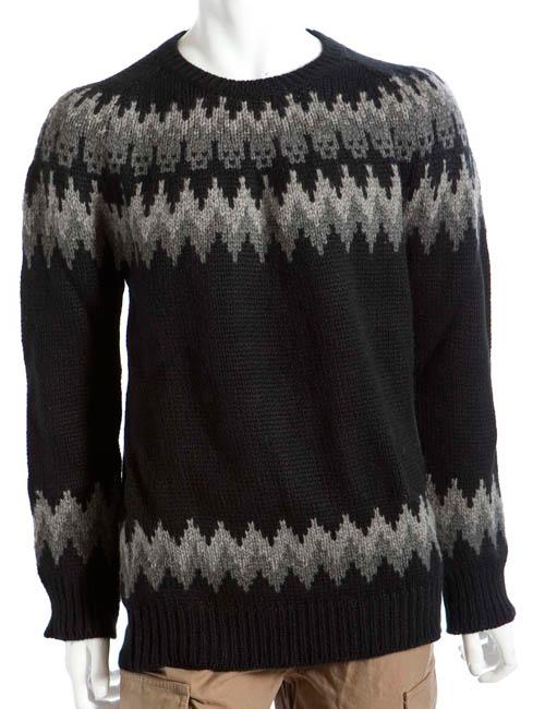 サハジャ SAHAJA セーター 長袖 メンズ 10822 ブラック 送料無料 楽ギフ_包装 10%OFFクーポンプレゼント