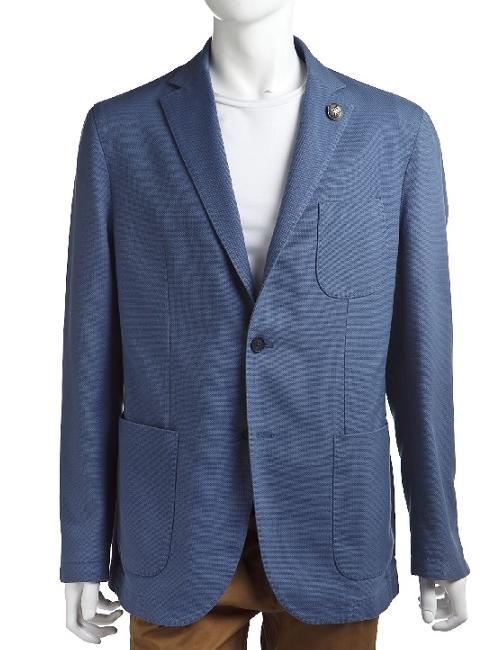 ハイドロゲン HYDROGEN ジャケット メンズ 140315 BLUE AVIO 10%OFFクーポンプレゼント 目玉商品