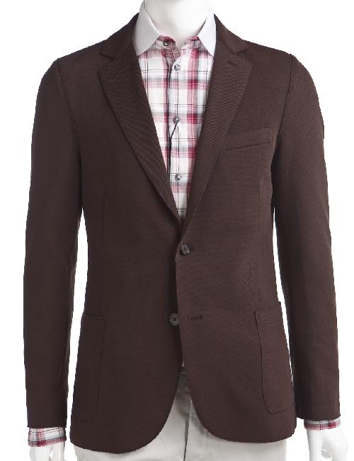 イレブンティ eleventy ジャケット メンズ 979JA3020 ブラウン 送料無料 10%OFFクーポンプレゼント 目玉商品
