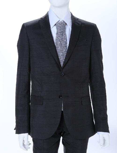 ダニエレアレッサンドリーニ DANIELEALESSANDRINI スーツ 2ボタン サイドベンツ シングル メンズ A001S17803500 ブラック 送料無料 10%OFFクーポンプレゼント 目玉商品