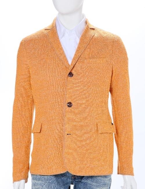 バーク BARK バーク ジャケット シングル メンズ 51B8501 オレンジ バーク 送料無料 10%OFFクーポンプレゼント 目玉商品