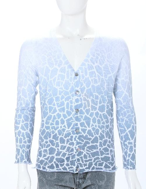 ルシアンペラフィネ lucien pellat-finet ペラフィネ セーター カーディガン メンズ AT1970H グレー 送料無料 目玉商品 10%OFFクーポンプレゼント