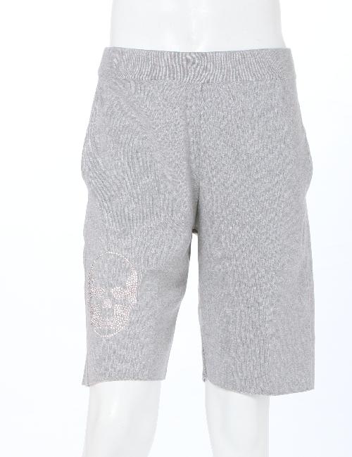 ルシアンペラフィネ lucien pellat-finet ペラフィネ パンツ ショートパンツ コットンパンツ メンズ AT2039H グレー 送料無料 目玉商品 10%OFFクーポンプレゼント